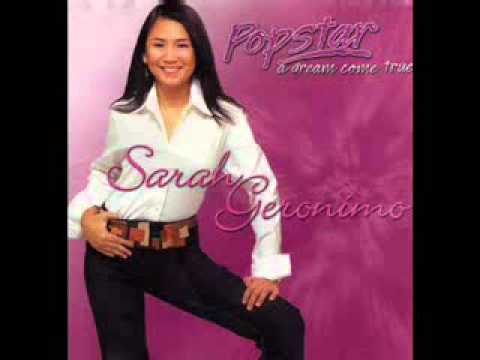 Sarah Geronimo - We Are Tomorrow karaoke/Instrumental