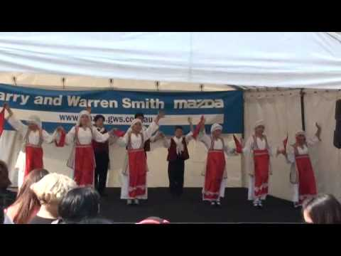 European Cultural Dance 01