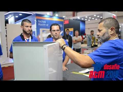 Desafio ACM na Fesqua 2018 - Melhores Instaladores de ACM do Brasil