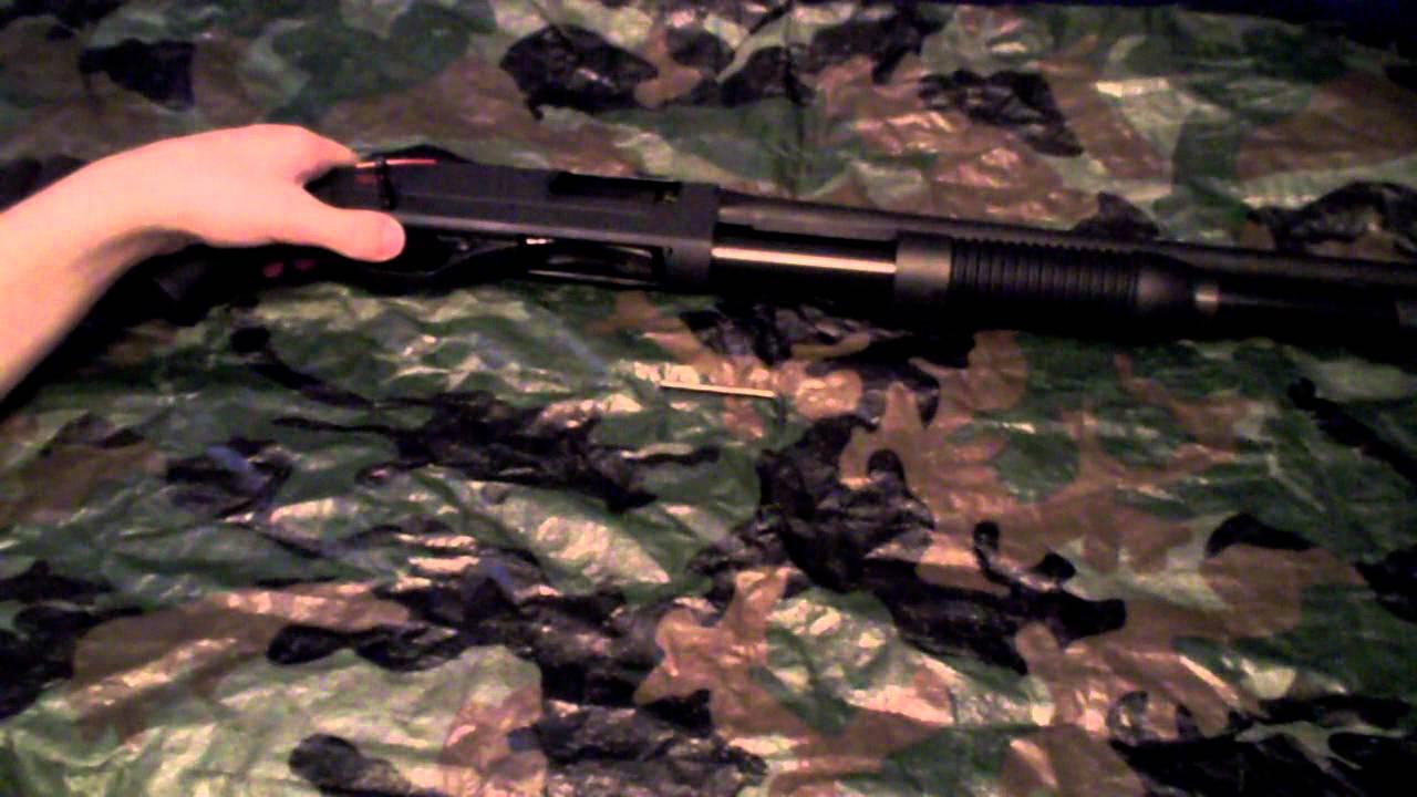 Winchester Sxp Defender 12 Gauge Shotgun Winchester Sxp Defender 12