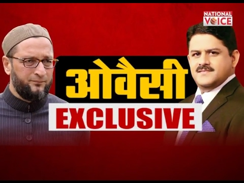 Exclusive Interview With Asaduddin Owaisi