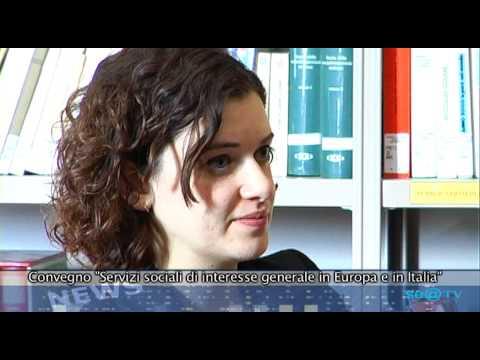 "News - ""Servizi sociali di interesse generale in Europa e in Italia"" - Università di Ferrara"