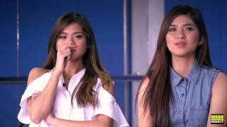 "Maris Racal and Loisa Andalio Play ""Who's Who"""