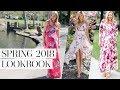 PinkBlush Spring Lookbook 2018