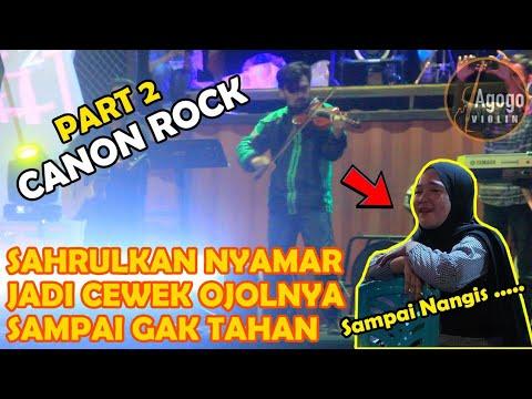 Episode 2 ojol nyamar jadi Sahrul khan. main lagu Canon Rock