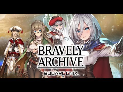 Bravely Archive ( Square Enix ) [ Android APK iOS ] Gameplay