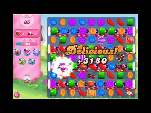 Candy Crush Saga - Level 3252 ☆☆☆
