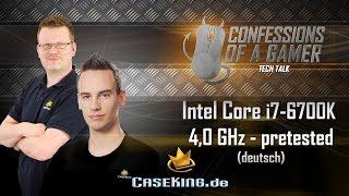 Tech Talk OC und Pre Tested CPU mit der8auer - Caseking TV