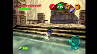 Zelda: Ocarina of Time MQ Playthrough #031, Skulltulas in Dodongo