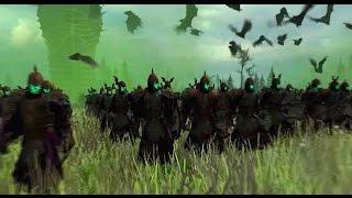 """Warhammer Total War Online Schlacht """"Vampire und Todeswölfe!"""" [Deutsch/Full HD]"""