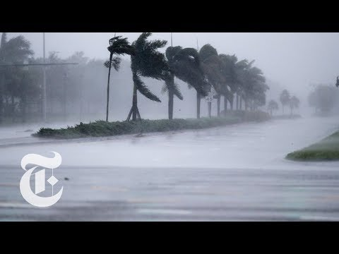 Hurricane Irma Batters South and Western Florida