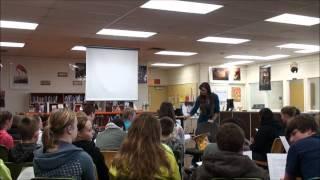 Jolene Ballard Gutierrez author presentation Part 3