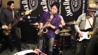 Muddy's 11th Anniversary Live 9,Feb,2013 ナマ☆魚&ザ・クレイジー・ドリアンズ thumbnail