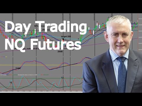 Day Trading Futures  NQ A Great Day!