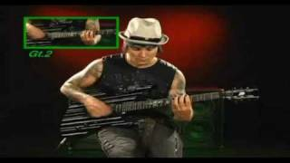 Synyster Gates Bat Country Demo/Lesson