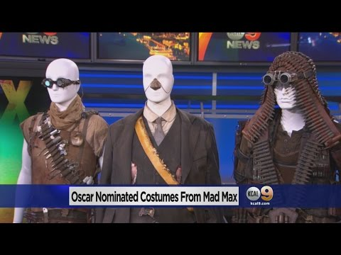 'Mad Max: Fury Road' Costumes Go On Tour