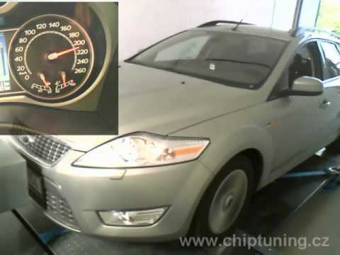chiptuning ford mondeo 2 0 tdci 103kw youtube. Black Bedroom Furniture Sets. Home Design Ideas