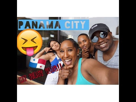 Panana City, PANAMA: My First Vlog