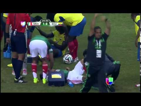 Luis Montes Scores