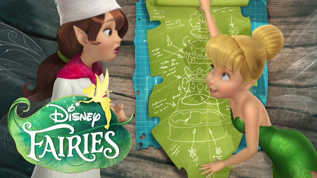 Disney Fairies Feen Auf Die Kuchen Fertig Los Das Große
