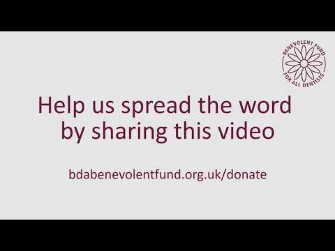 BDA Benevolent Fund - spread the word