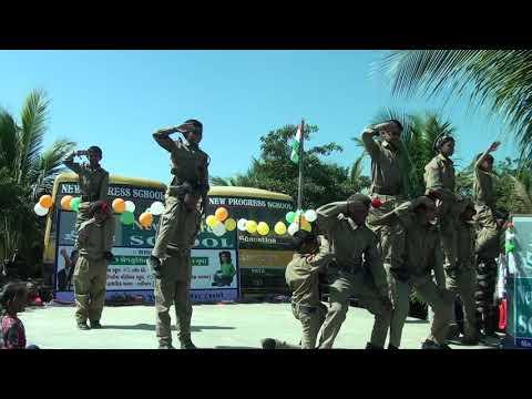 ARMY Surgical_Strike School Student Progma New Progress School
