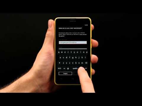 Orange Expert: activarea unui cont de Store pe Windows Phone 8