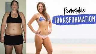 Chelsea's Jaw-Dropping Transformation with the Tone It Up Nutrition Plan