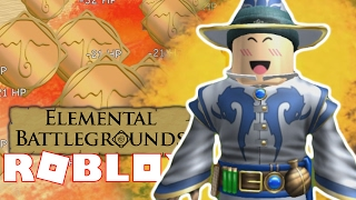 I HAVE MORE MAGIC POWER THEN HARRY POTTER | Elemental Battlegrounds Roblox (ROBLOX GAMEPLAY)