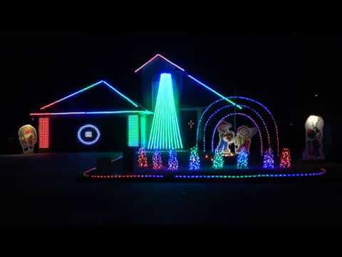 Bob Pickett - This was the best display of Christmas season