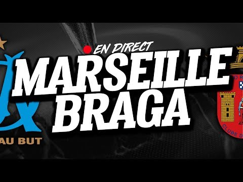🔴 DIRECT / LIVE : MARSEILLE - BRAGA // Club House ( OM - BRAGA )