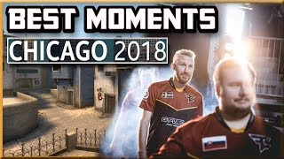 FaZe Clan Best Moments From IEM Chicago 2018 (Best Plays/Clutches)