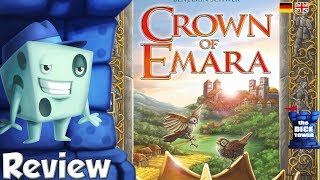 Crown of Emara Review - with Tom Vasel