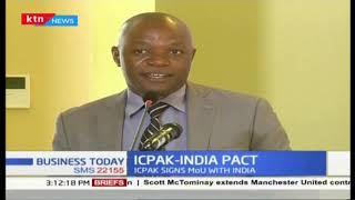 Joy to Kenyans aspiring to be accountants as ICPAK signs MoU with India