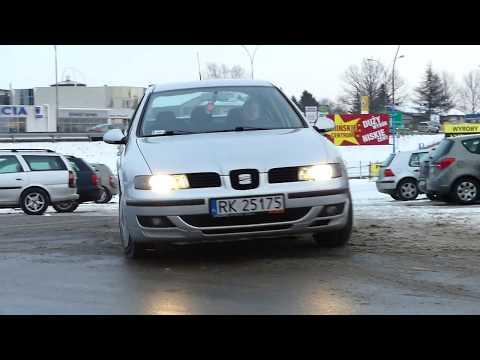 Seat Toledo II (1,9TDI, ARL, 150KM)