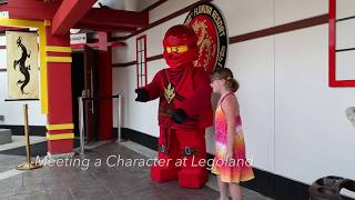 Meeting a Character 2