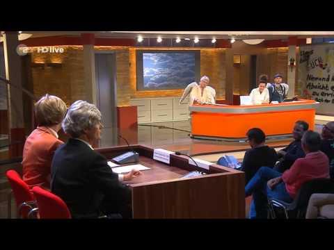 💎 Aufklärung über die reale Asylpolitik in der EU und Deutschland - Die Anstalt (18.11.2014) - HD