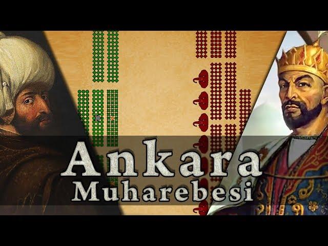 Ankara Muharebesi (1402) | Timur ve Bayezid