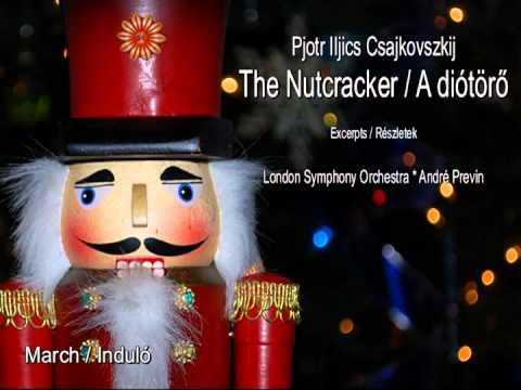 Csajkovszkij – The Nutcracker / A diótörő csengőhang letöltés