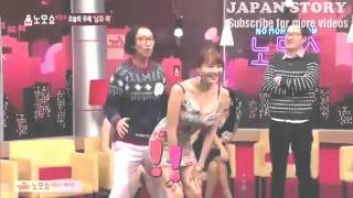 Repeat youtube video Funny Videos 2015 Sexy And Hot Korean Reality Show, Girls Naked