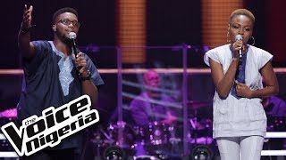"Yimika vs Bunmi – ""Eye Adaba"" / The Battles / The Voice Nigeria Season2"