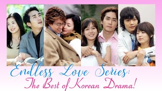 ENDLESS LOVE: Autumn In My Heart, Winter Sonata, Summer Scent and Spring Waltz | The Best Of K-Drama