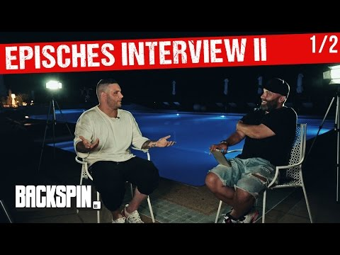 EPISCHES INTERVIEW II - Niko und Fler in Venedig (Part 1/2)