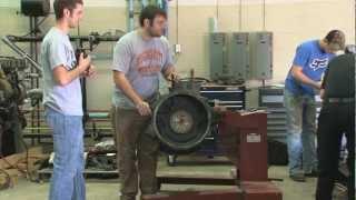 Program Spotlight: Heavy Equipment