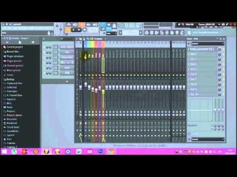 Как сделать рэп минус в fl studio 10 163