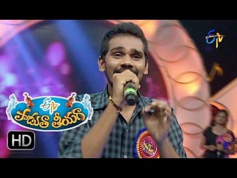 Charuseela Song | Sai Madhav Performance in ETV Padutha Theeyaga | 27th November 2016