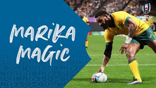 Koroibete's incredible performance for Australia - Rugby World Cup 2019