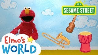 Sesame Street: Instruments | Elmo's World
