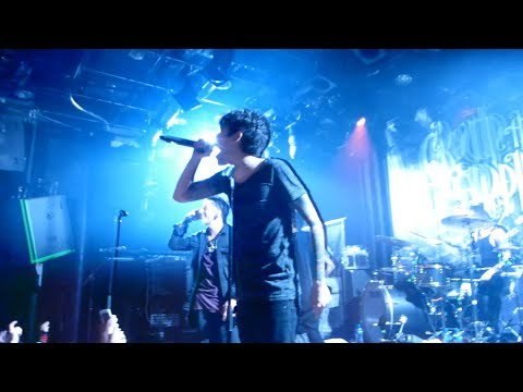 Crown The Empire - MNSTR / The Fallout / Voices LIVE - Melkweg Amsterdam (25-01-2015)