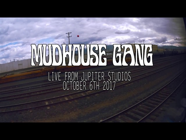 Mudhouse Gang - Death Letter Blues (Son House cover) - live at Jupiter Studios 10-6-17